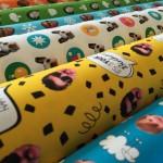 Gift Wrap My Face pone tu cara al papel de regalo