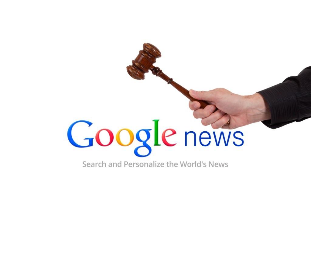 Google News Punto y seguido o punto y final