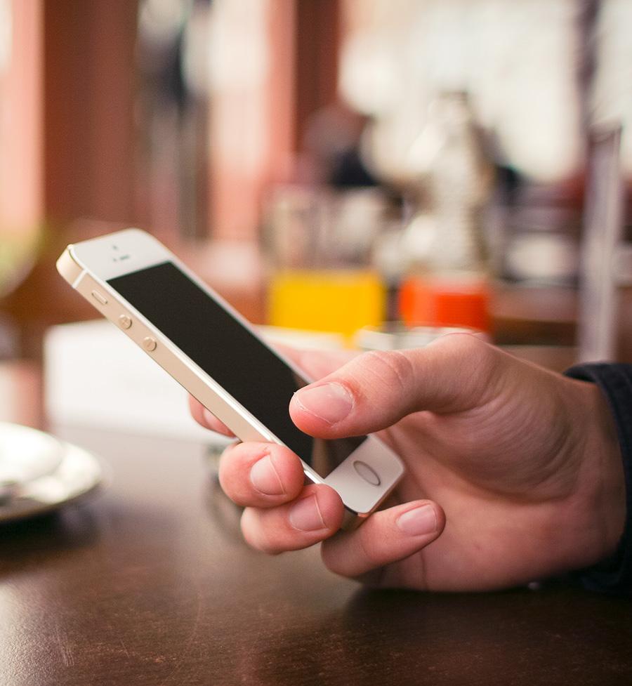 Moment, una aplicación creada para evitar la adicción al smartphone