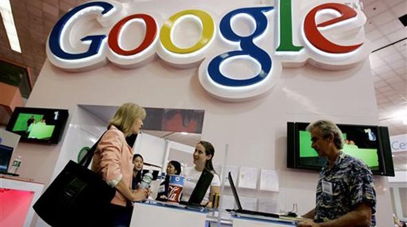 Registo de dominios Google
