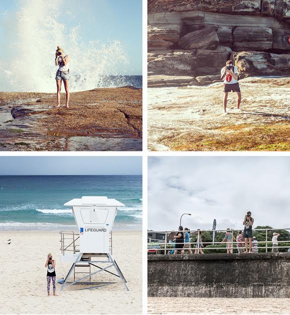 Te cuesta hacer fotografías en pareja Fotografía recíprocamente