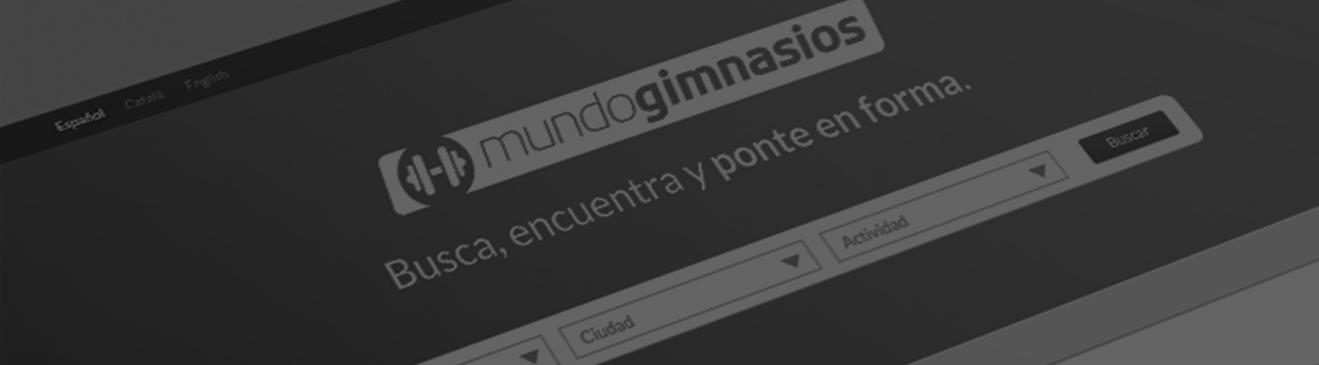 Proyecto Mundogimnasios