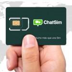 ChatSim, la tarjeta para chatear desde otros países por 10 euros al año