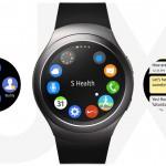 Samsung Gear S2 llegará en octubre y será compatible con móviles Android