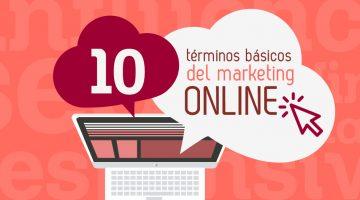 Terminos basicos del marketing online