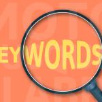 Consejos para usar palabras clave y no morir en el intento