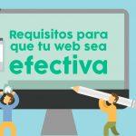 ¿Quieres que tu web sea efectiva?